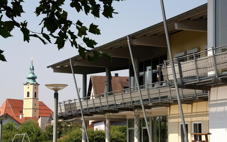 Stadthalle Neustadt In Sachsen